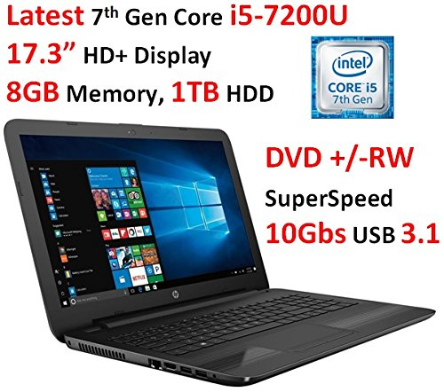 High Performance Laptops >> 2017 Hp High Performance 17 3 Hd Display Laptop Latest Intel Core